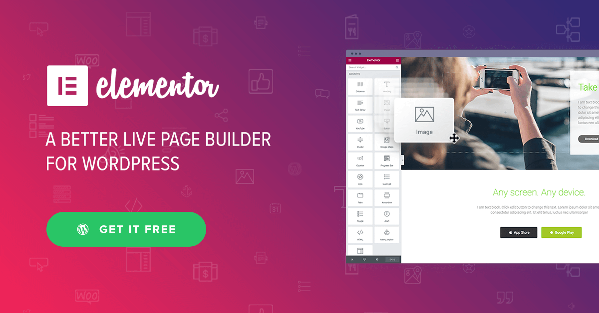 Render Widget Template - Elementor Developers