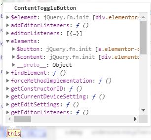 Building a simple Custom Widget with Javascript - Elementor
